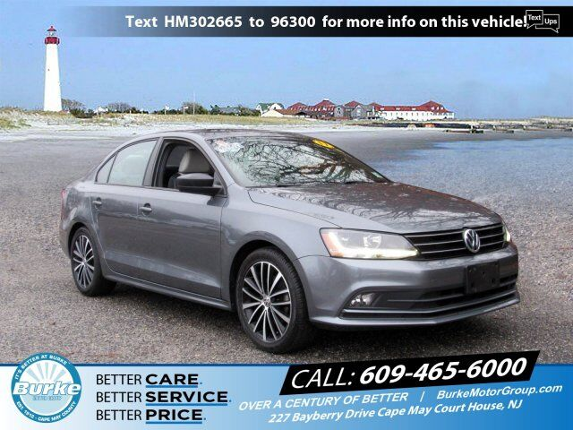 2017 Volkswagen Jetta 1.8T Sport South Jersey NJ