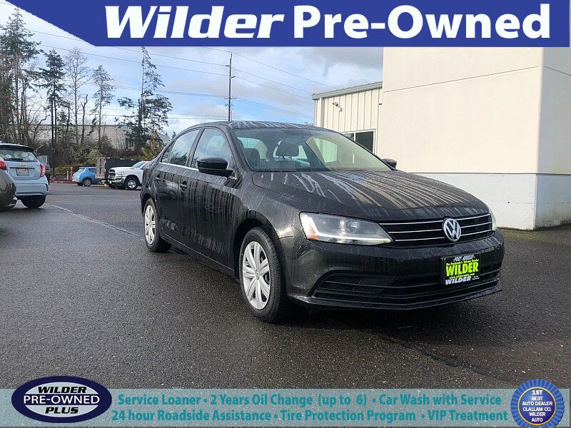 2017 Volkswagen Jetta 4d Sedan S Auto Port Angeles WA