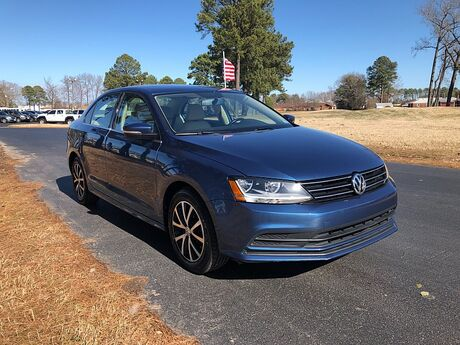 2017 Volkswagen Jetta 4d Sedan SE Auto Virginia Beach VA