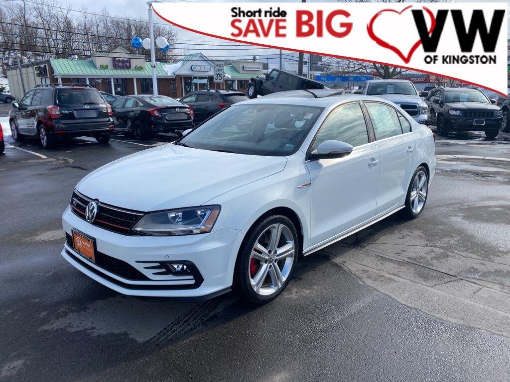 2017_Volkswagen_Jetta_GLI_ Kingston NY