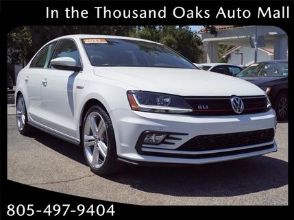 2017_Volkswagen_Jetta_GLI_ Thousand Oaks CA