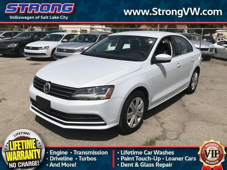 2017_Volkswagen_Jetta_S_ Salt Lake City UT