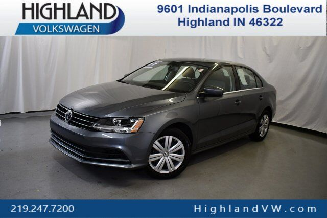 2017 Volkswagen Jetta Sedan 1.4T S Highland IN