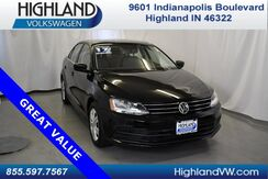 2017_Volkswagen_Jetta Sedan_1.4T S_ Highland IN