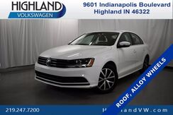 2017_Volkswagen_Jetta Sedan_1.4T SE_ Highland IN