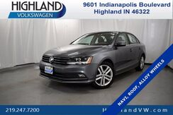 2017_Volkswagen_Jetta Sedan_1.8T SEL_ Highland IN