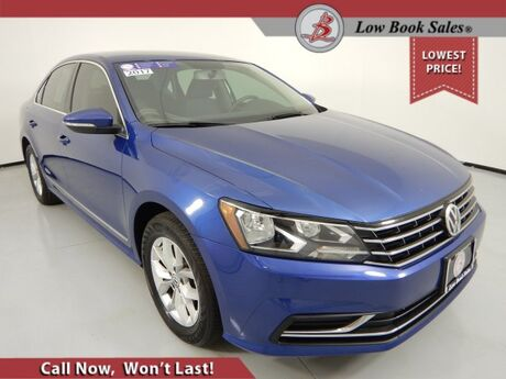 2017 Volkswagen PASSAT 1.8T S Salt Lake City UT