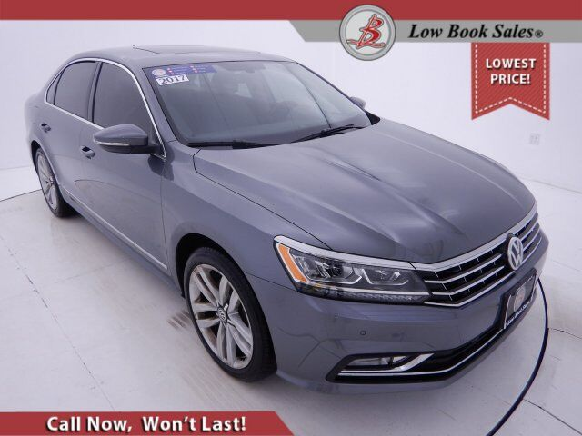 2017 Volkswagen PASSAT 1.8T SE w/Technology Salt Lake City UT