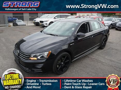 2017_Volkswagen_Passat_1.8T R-Line_ Salt Lake City UT
