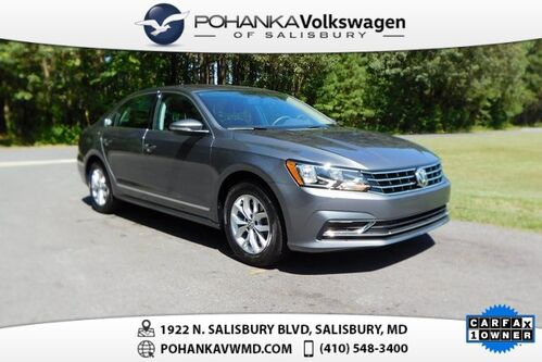 2017_Volkswagen_Passat_1.8T S ** 0% FINANCING AVAILABLE ** 34+ MPG **_ Salisbury MD