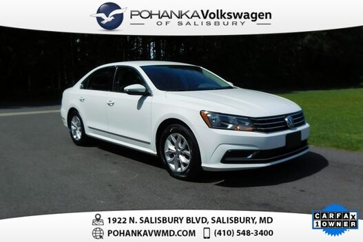 2017_Volkswagen_Passat_1.8T S ** 0% FINANCING AVAILABLE **_ Salisbury MD