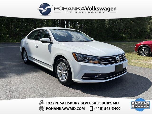 2017 Volkswagen Passat 1.8T S ** CERTIFIED WARRANTY ** Salisbury MD