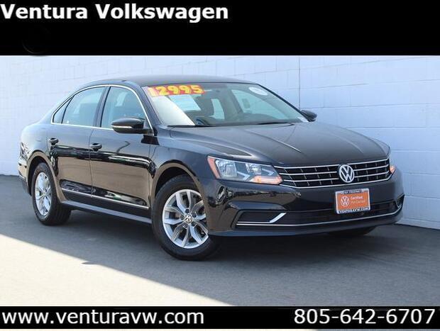 2017 Volkswagen Passat 1.8T S Auto Ventura CA