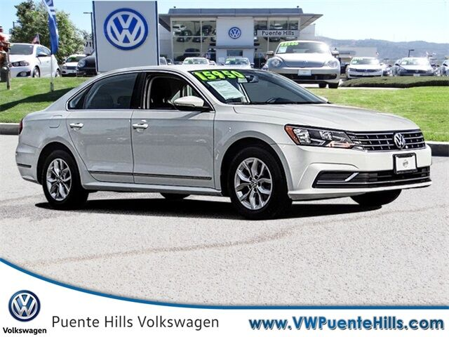 2017 Volkswagen Passat 1.8T S City of Industry CA