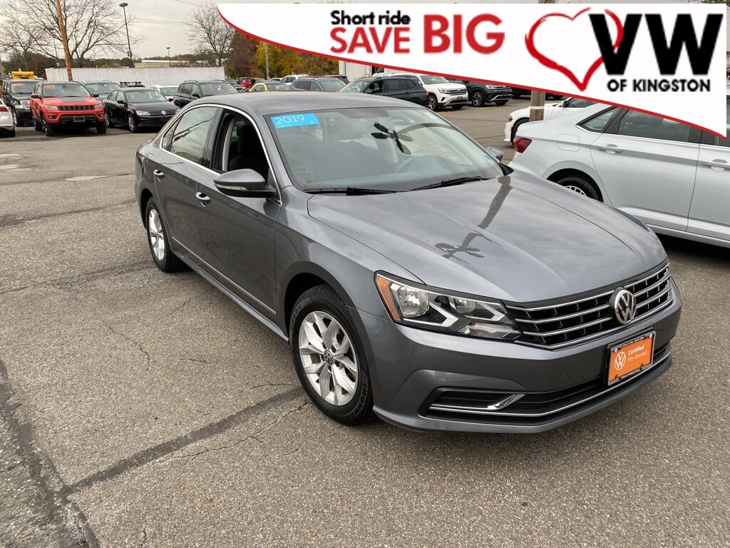 2017_Volkswagen_Passat_1.8T S_ Kingston NY