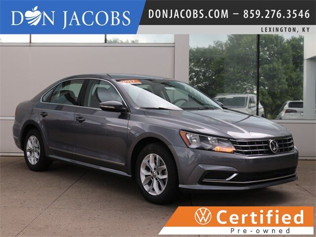 2017 Volkswagen Passat 1.8T S Lexington KY