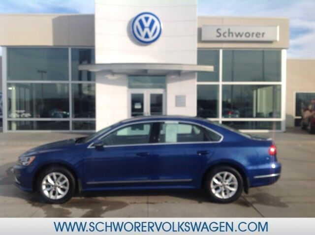 2017 Volkswagen Passat 1.8T S Lincoln NE