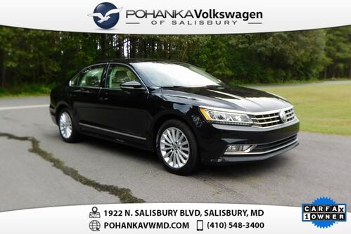 2017_Volkswagen_Passat_1.8T SE ** 0% FINANCING AVAILABLE ** 34+ MPG **_ Salisbury MD