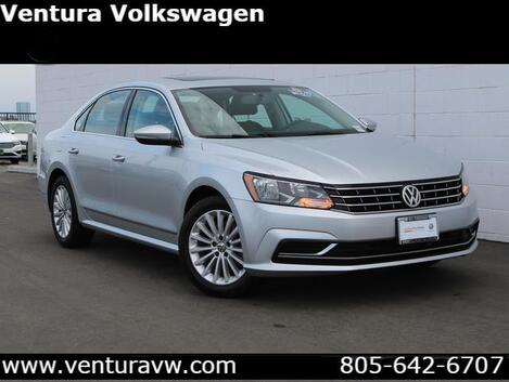 2017_Volkswagen_Passat_1.8T SE Auto_ Ventura CA