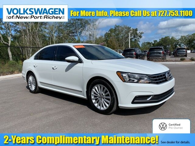 2017 Volkswagen Passat 1.8T SE New Port Richey FL