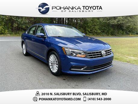 2017_Volkswagen_Passat_1.8T SE_ Salisbury MD