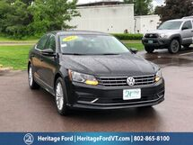 2017 Volkswagen Passat 1.8T SE South Burlington VT