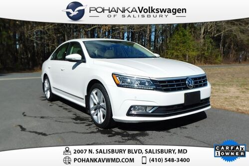 2017_Volkswagen_Passat_1.8T SE w/Technology ** 0% FINANCING AVAILABLE **_ Salisbury MD