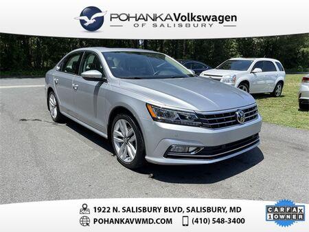 2017_Volkswagen_Passat_1.8T SE w/Technology ** CERTIFIED WARRANTY **_ Salisbury MD