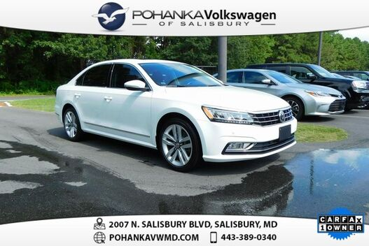 2017_Volkswagen_Passat_1.8T SE w/Technology ** PRICE DROP ** CERTIFIED_ Salisbury MD