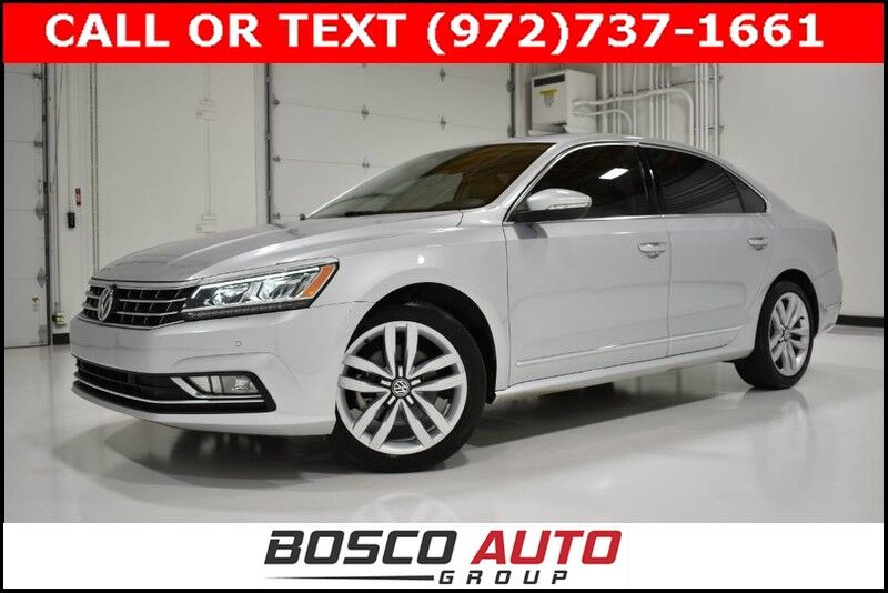 2017 Volkswagen Passat 1.8T SE w/Technology Flower Mound TX
