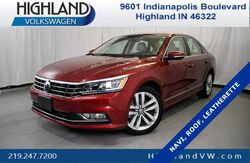 2017_Volkswagen_Passat_1.8T SE w/Technology_ Highland IN