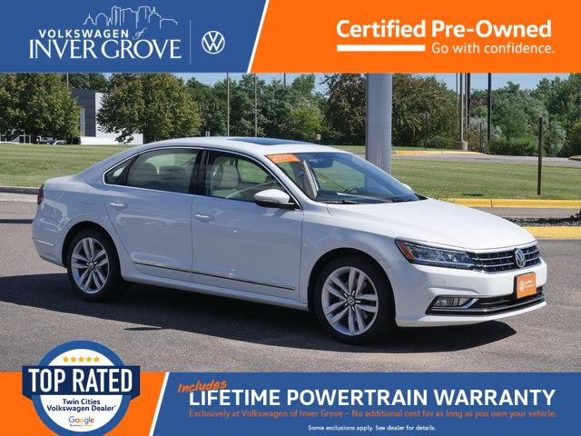 2017 Volkswagen Passat 1.8T SE w/Technology Inver Grove Heights MN