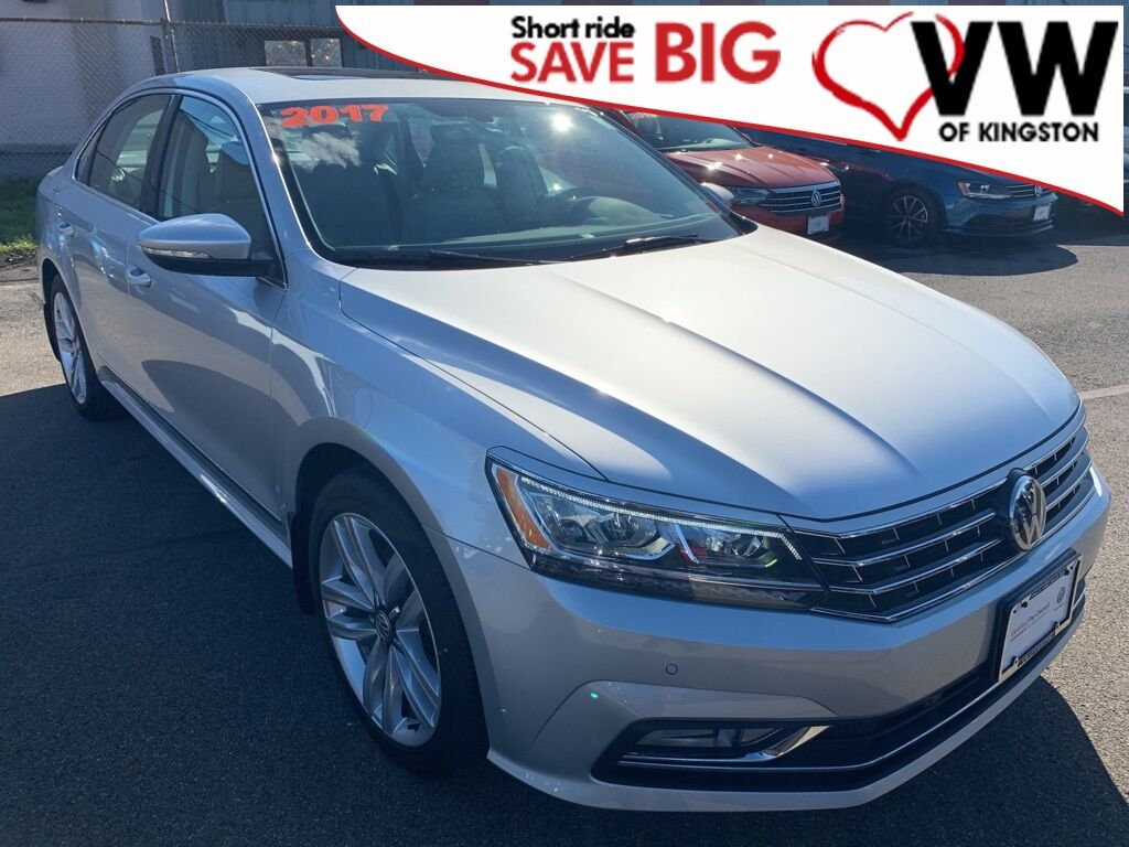 2017_Volkswagen_Passat_1.8T SE w/Technology_ Kingston NY