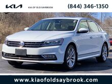 2017_Volkswagen_Passat_1.8T SE w/Technology_ Old Saybrook CT