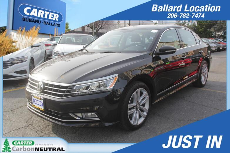 2017 Volkswagen Passat 1.8T SE w/Technology Seattle WA