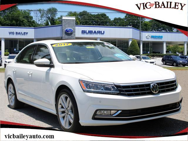 2017 Volkswagen Passat 1.8T SE w/Technology Spartanburg SC