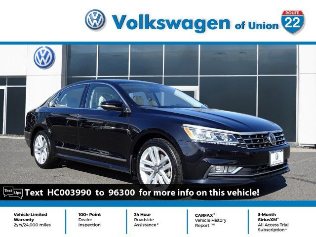2017 volkswagen passat 1 8t se w technology union nj 32938182 volkswagen of union