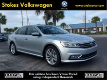 2017_Volkswagen_Passat_1.8T SE_ North Charleston SC