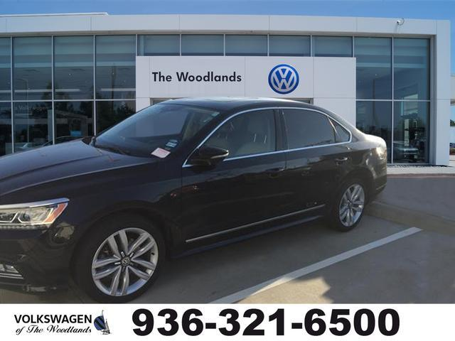 2017 Volkswagen Passat 1.8T SEL Premium The Woodlands TX