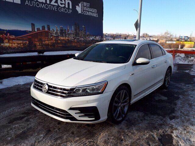 2017 Volkswagen Passat HIGH   1.8L 4 Cyl   Backup Camera Calgary AB