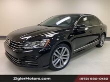 2017_Volkswagen_Passat_R-Line w/Comfort Pkg Backup Camera One Owner Clean Carfax_ Addison TX