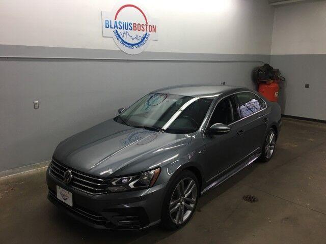 2017 Volkswagen Passat R-Line w/Comfort Pkg Holliston MA
