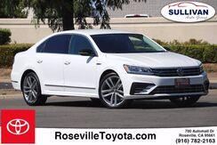 2017_Volkswagen_Passat_R-Line w/Comfort Pkg_ Roseville CA