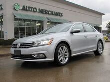 2017_Volkswagen_Passat_SE w/Technology 1.8L Turbocharged, Sun/Moonroof, Back-Up Camera, Bluetooth Connection, Climate Contr_ Plano TX