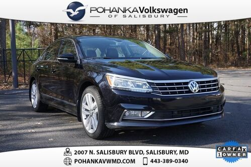 2017_Volkswagen_Passat_SEL Premium ** LEATHER ** NAV ** SUNROOF **_ Salisbury MD