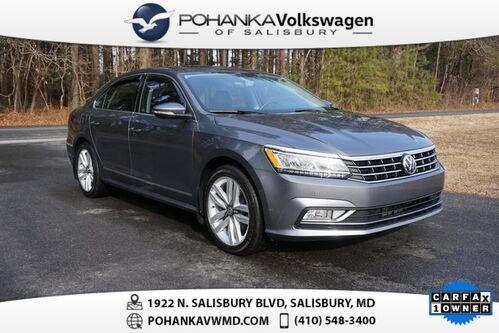 2017_Volkswagen_Passat_SEL Premium ** NAVI & SUNROOF ** ONE OWNER **_ Salisbury MD