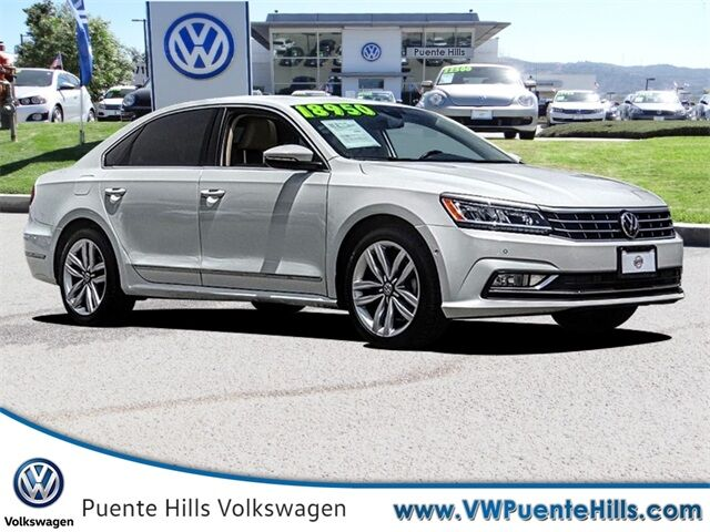2017 Volkswagen Passat SEL Premium City of Industry CA