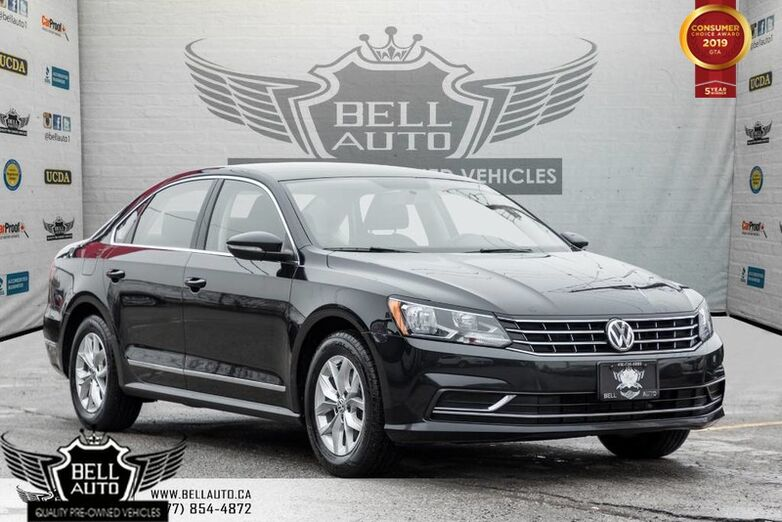 2017 Volkswagen Passat Trendline+, BACK-UP CAM, BLUETOOTH, SIRIUS XM, HEATED SEATS Toronto ON