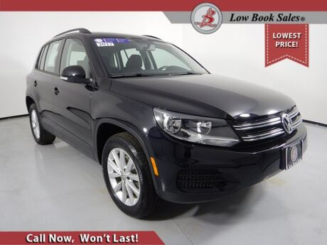 2017 Volkswagen TIGUAN  Salt Lake City UT