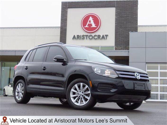 2017 Volkswagen Tiguan  Merriam KS